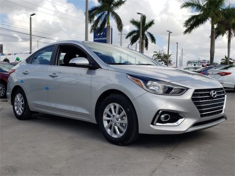 New 2020 Hyundai Accent SEL FWD 4D Sedan