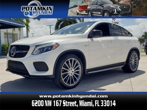Pre-Owned 2019 Mercedes-Benz GLE GLE 43 AMG® 4MATIC® 4D Sport Utility